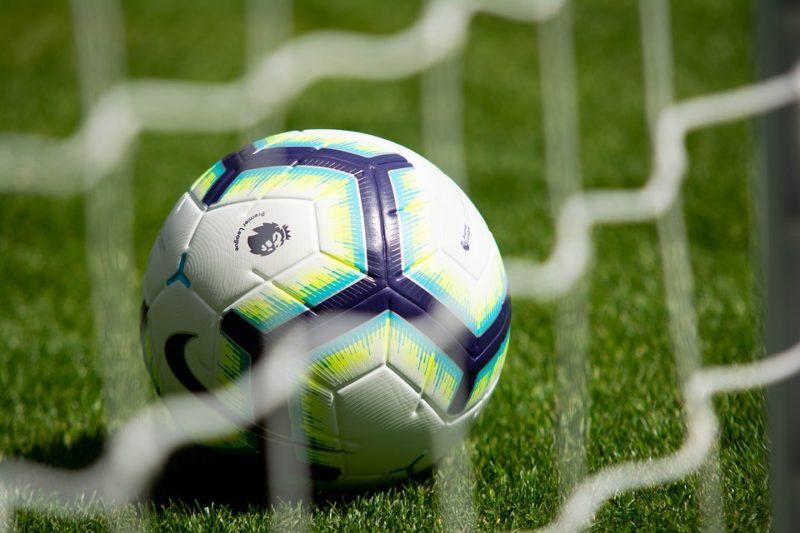 football ball goal