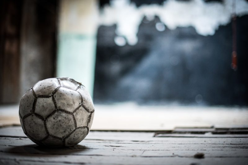 old soccer ball - The Absolute Worst Football Teams to Appear at a World Cup
