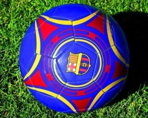FC Barcelona ball 300x240 - The Most Successful Clubs in Europe in Terms of Trophies Won