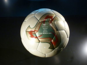 FIFA World Cup 2002 ball 300x225 - The Absolute Worst Football Teams to Appear at a World Cup