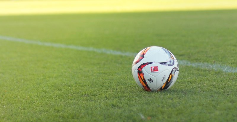 A ball on a football pitch - Some of the Best and Most Memorable Bundesliga Moments