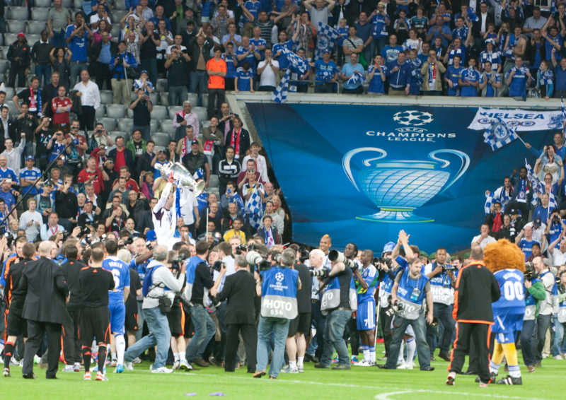Champions League winner - featured image