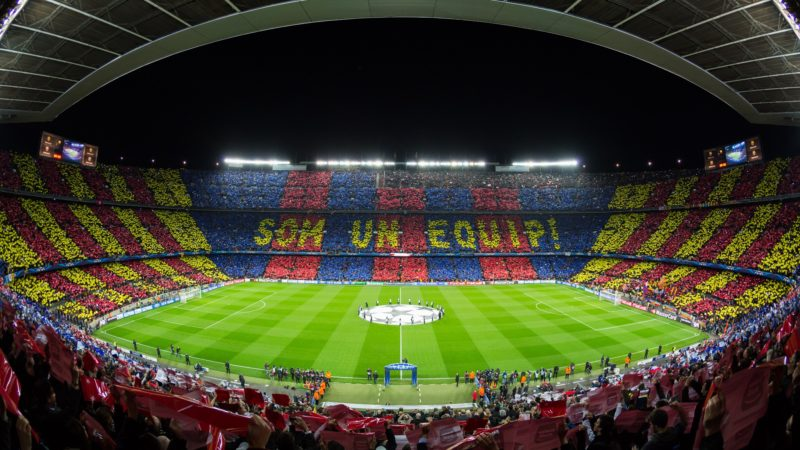 Nou Camp Stadium - Top 10 Most Memorable Matches in Champions League History