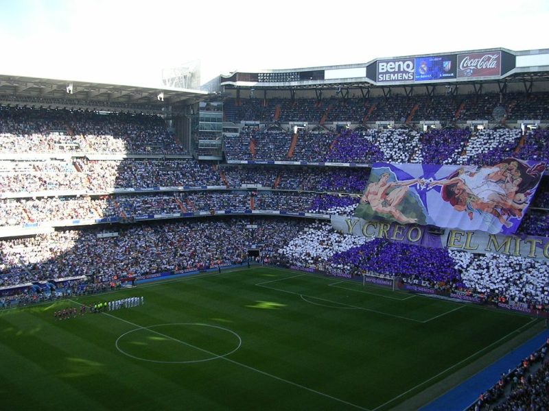 Real Madrid Title Win - Featured Image