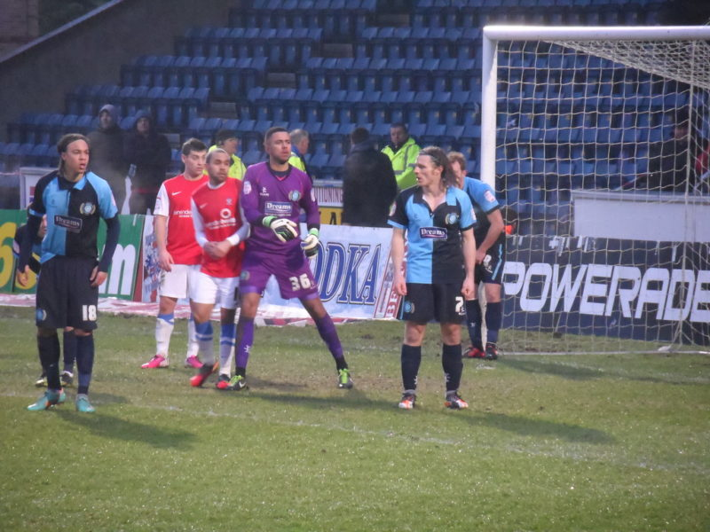 Wycombe Wanderers - Featured Image
