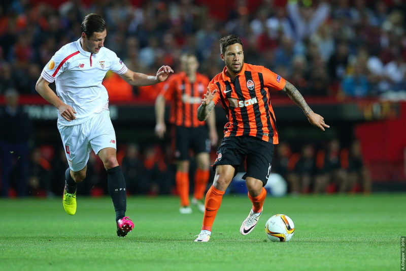 FC Seville vs Shakhtar Donetsk match