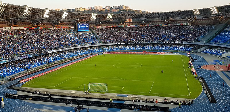 San Paolo stadium - featured image