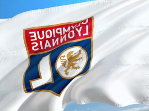 football international france ligue 1 flag olympique lyon 300x225 - Meet the 2020 UEFA Champions League Quarter Finalists