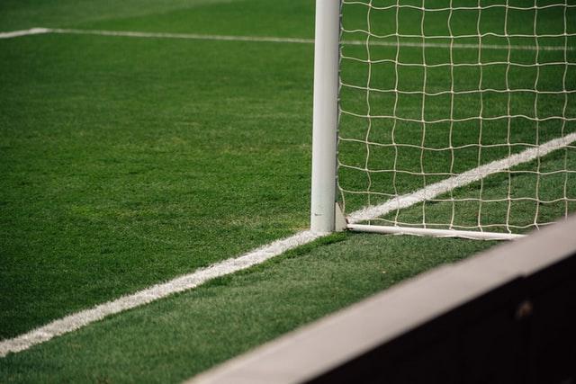 Soccer pitch pohoto